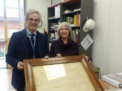 Rescatando Patrimonio: Director Maass ingresó acta fundacional del Instituto para restauración y conservación