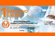 Unidad Científico Docente del Horwitz realizará Seminario Online sobre Investigación en Psiquiatría