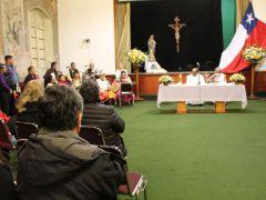 Instituto Psiquiátrico celebró Aniversario 167 con tradicional Misa a la Chilena