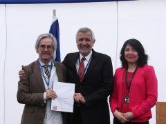 Director del Psiquiátrico participó en ceremonia de compromiso con Atención Primaria
